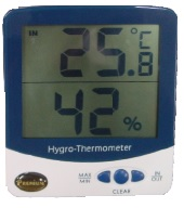 DIGITAL THERMO-HYGROMETER - PMSH-109