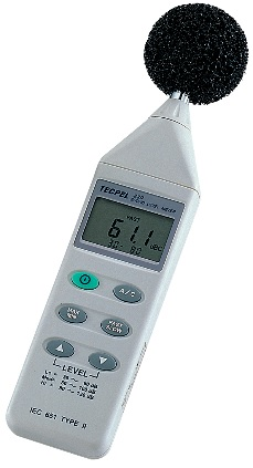 Sound Level Meter - DSL series