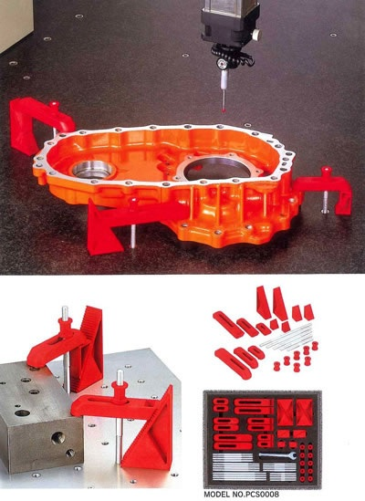 PLA CLAMPING KITS - E-472