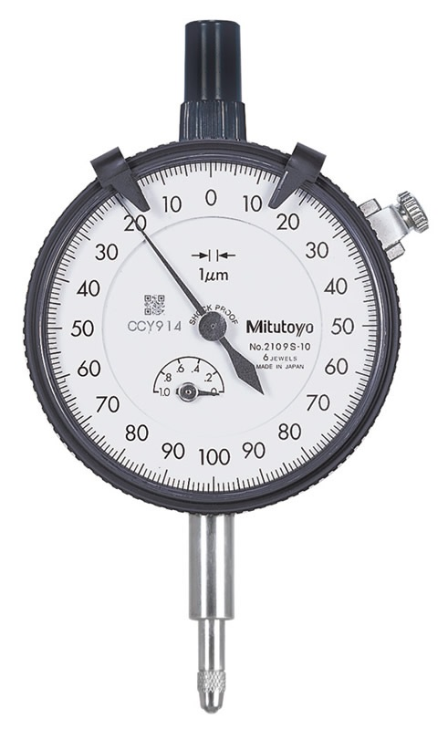 Dial Indicator 0.001 / 0.005mm - series 2