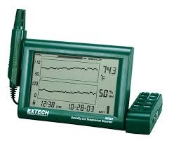 CHART RECORDER - Humidity / Temperature