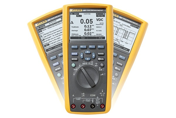 TRUE-RMS LOGGING MULTIMETER 289