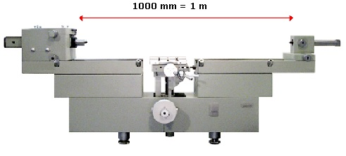 Long Gage block and Gages inspection - DMS1000
