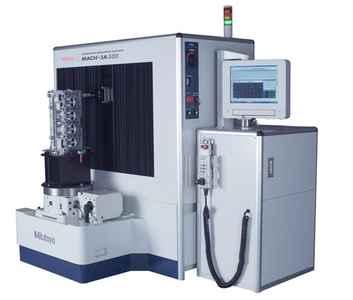 MACH-3A 653 Series 360 In-line Type CNC CMM