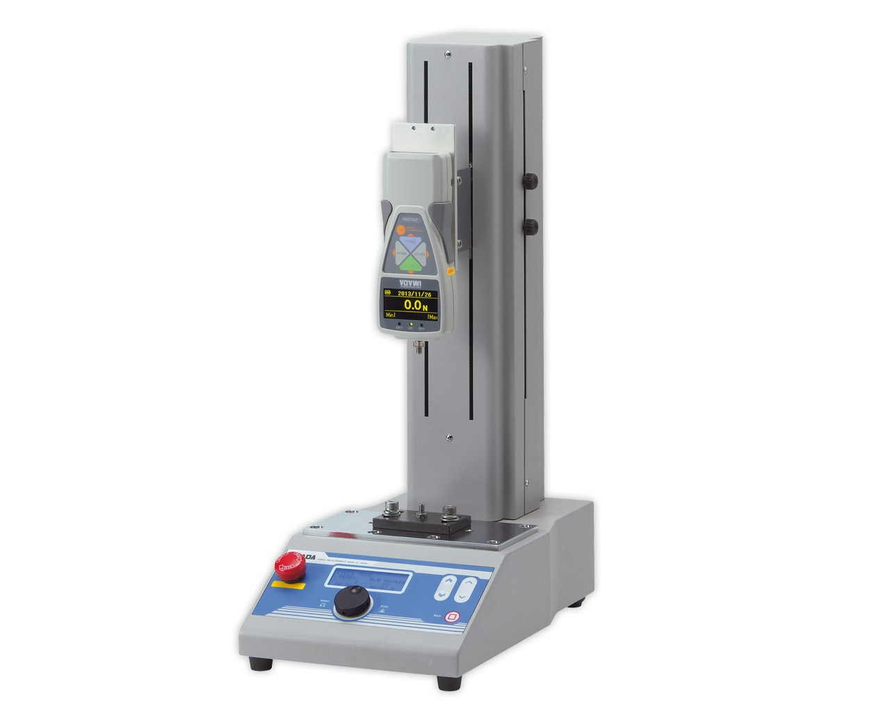 """NEW"" 5000N VERTICAL MOTORIZED TEST STAND - MX2 series"