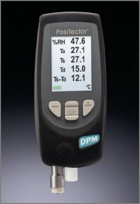 DEW POINT METER DPM