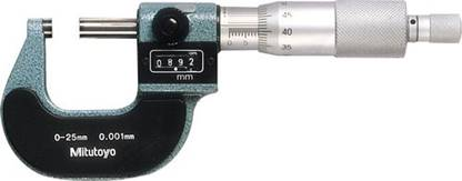 DIGIT OUTSIDE MICROMETER