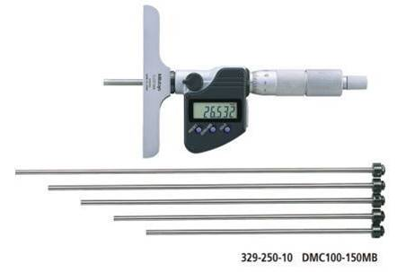 DEPTH GAGE - DIGIMATIC TYPE 329 Series