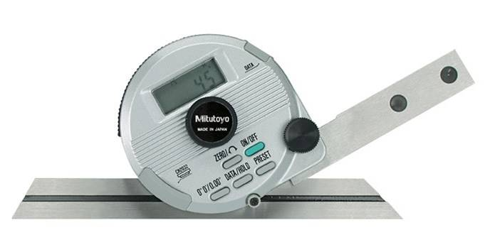 DIGITAL UNIVERSAL PROTRACTOR 187 series