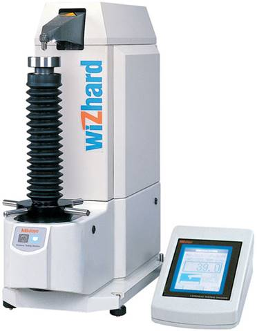 HARDNESS TESTER MACHINES -HR-500 WIZHARD