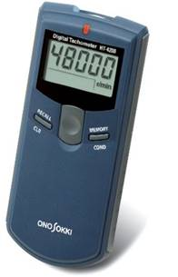 HANDHELD DIGITAL TACHOMETER