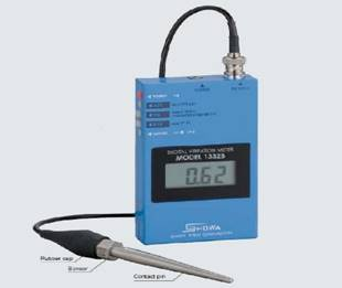 VIBRATION DIGITAL METER