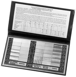 SURFACE ROUGHNESS COMPARATOR SP30-695-1