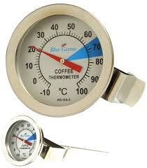 COFFEE THERMOMETER c/w Extenal Probe