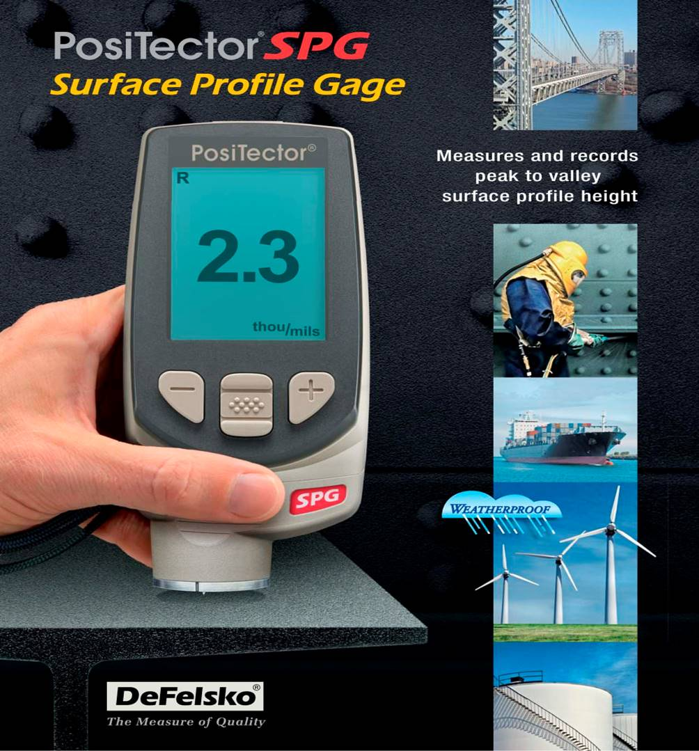 SURFACE PROFILE GAGES SPG