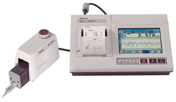 SURFACE ROUGHNESS TESTER - SJ-410